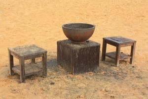 The Dead Sea Mud Pot
