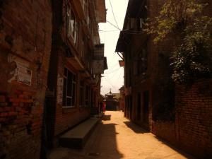 Bhaktapur backlanes