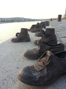 Shoes By the Danube